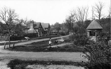Photo of Blackheath, the Village 1906, ref. 53383